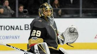 Golden Knights goaltender Marc Andre Fleury agree to 3 year 21M