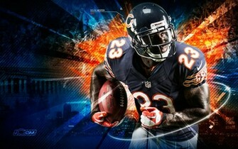 Chicago Bears Nfl Player Wallpaper   1440x900 iWallHD   Wallpaper HD