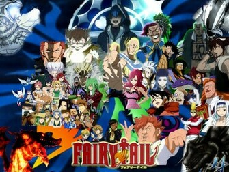 fairy tail   Fairy Tail Wallpaper 22443109
