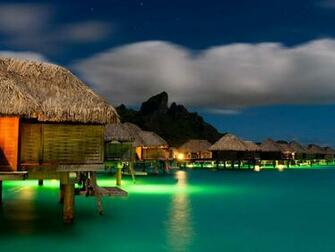 Bora Bora Widescreen Wallpapers Wide   Bhstormcom