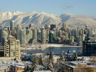Vancouver HD Wallpaper Mac Downtown Wallpaper City 85284 high