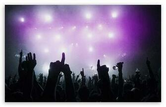Concert wallpaper