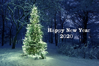 New Year 2020 HD Wallpaper Background Image 2560x1706 ID
