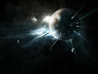 Mac OS X Wallpapers Abstract Space Wallpaper