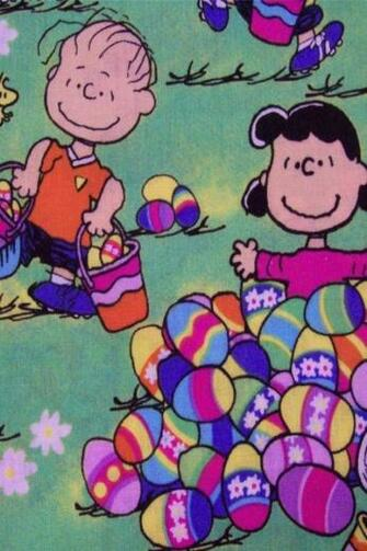 Download HD Charlie Brown Easter iPhone Wallpapers and