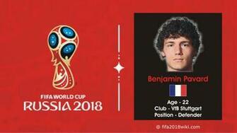 Benjamin Pavard Profile France Footballer