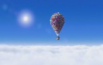 Pixars UP Wallpaper