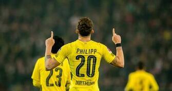 Borussia Dortmund Memperpanjang Rekor Tak Pernah Menang