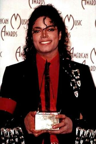 Michael Jackson images Backstage At The 1989 American Music Awards