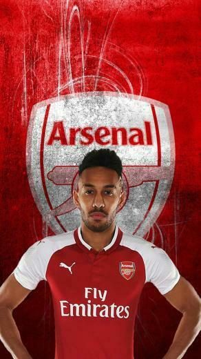Aubameyang Arsenal Android Wallpaper   2020 Android Wallpapers