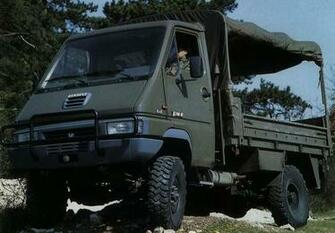 Renault Master B110 4x4 Military Truck 198087 wallpapers