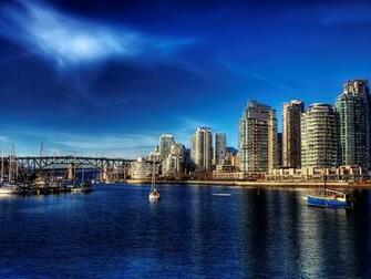 Vancouver HD wallpaper Canada wallpapers