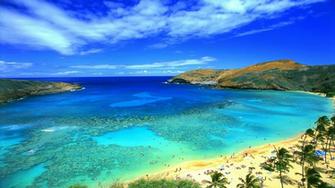 Beautiful Beach Desktop Wallpaper