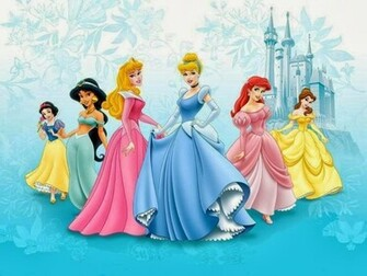 Disney Princess disney princess 33693734 1024 768jpg