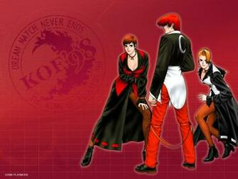 The King Of Fighters Mature Wallpapers