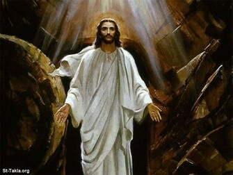 Jesus Resurrection Wallpaper 550x412 Jesus Resurrection Wallpaper