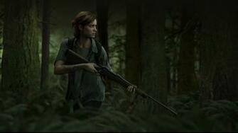 The Last of Us Part 2 Ellie Wallpaper PS4Wallpaperscom