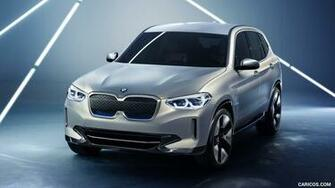 BMW IX3 Wallpapers