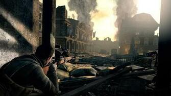 Sniper Elite V2 HD Wallpapers and Background Images   stmednet