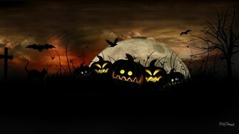 Awesome Galleries Halloween Desktop Wallpaper Page 2