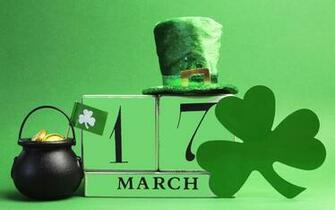 Holiday St Patricks Day HD Wallpaper Background Image