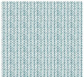Herringbone Self Adhesive Removable Wallpaper More Info
