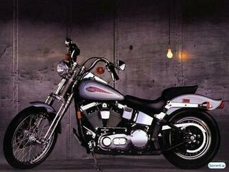 Harley Davidson Custom Edition Wallpaper