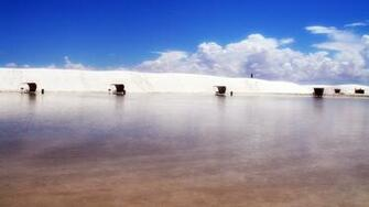 Download White Sands New Mexico wallpaper