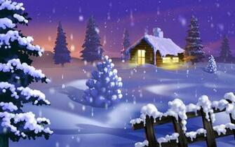 49] Winter Christmas Wallpaper on WallpaperSafari