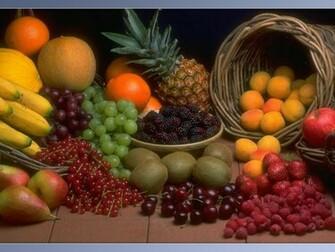 Thanksgiving Wallpapers Thanksgiving Fruit Basket Wallpapers