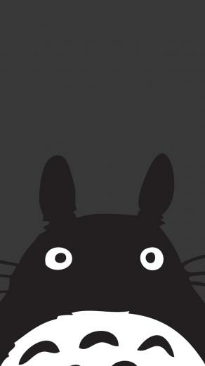 Totoro   Studio Gibhli iPhone wallpapers mobile9 i6 Wallpaper