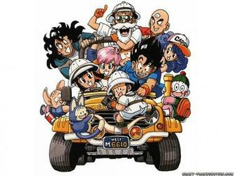 Image   Dragon ball z gang wallpapersjpg   Dragon Ball Wiki