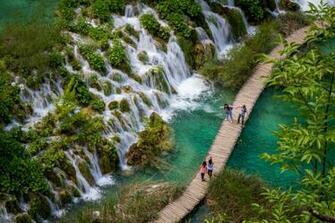 Plitvice Lakes National Park Croatia Wallpaper HD 27360   Baltana