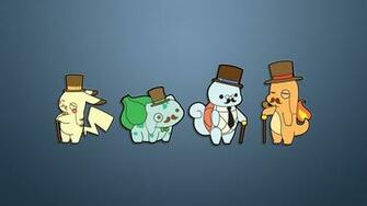 Download Gentleman Pokemon wallpaper