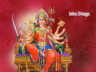 Religious Wallpapers Goddess Maa Durga Goddess Durga Devi