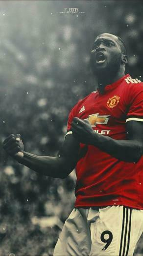 Lukakus Wallpapers from today AI MUPS   Manchester United