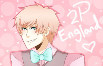 2pEngland by Strawberry Ribbons