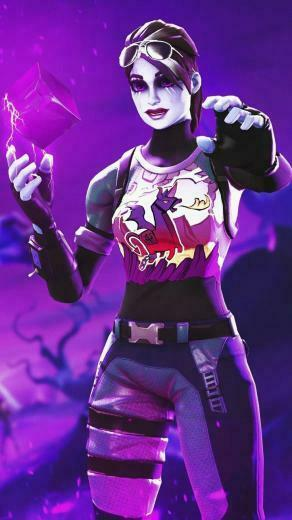 Dark Bomber Fortnite Skin Wallpaper   Epic games fortnite