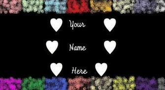 Custom Name Desktop Wallpaper Custom Name Desktop Desktop Background