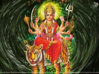 Goddess Durga 1024x768 Wallpaper 35