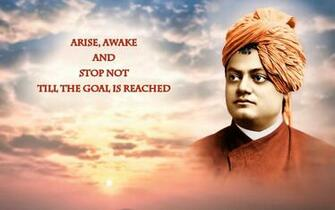 Swami Vivekananda Life Quotes Wallpaper desktop backgrounds
