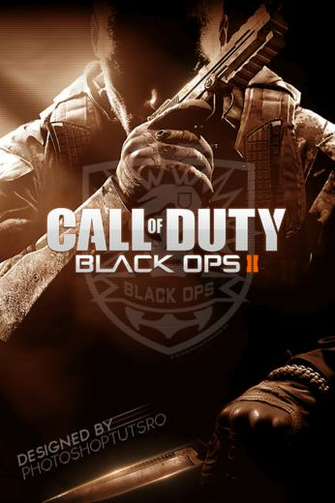 Black OPS 2 wallpaper hd 1080p