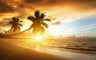 beach sunset Sunsets Sunset wallpaper Beach wallpaper