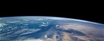 Earth From Space Dual Monitor Wallpaper   MyConfinedSpace