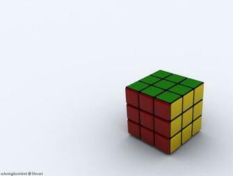 Rubiks Cube wallpaper render by echoing0comfort