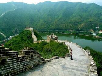 biggest man made great wall of china wallpapers Kaliteli Resim