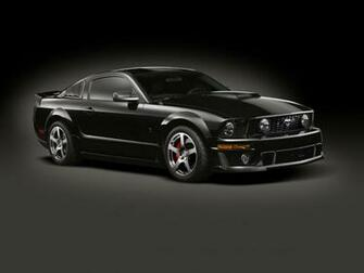 ford mustang gt black wallpaper ford mustang gt black wallpaper