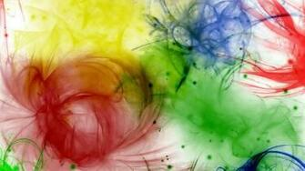 Color Blots Notebook Backgrounds Hd Wallpapers 1366x768 pixel