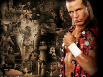 WWE WRESTLING CHAMPIONS Wwe Shawn Michaels Wallpaper