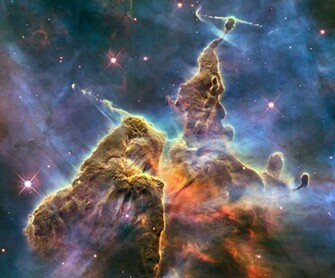 2012 Hubble Space Telescope Advent Calendar In Focus The